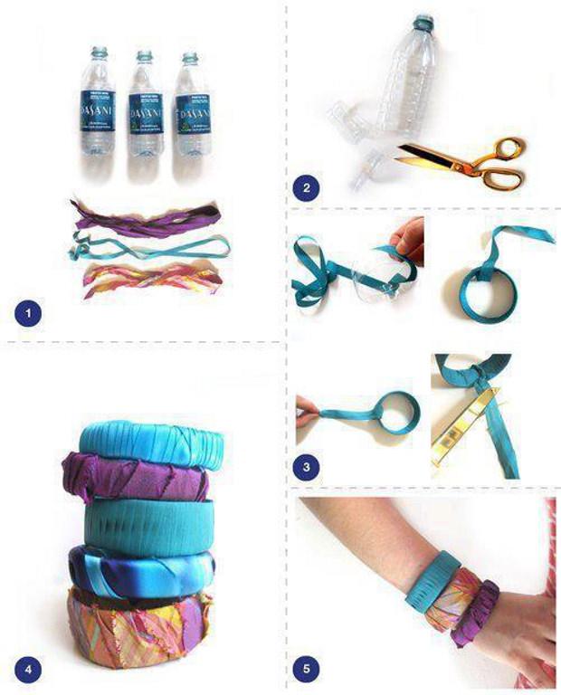 Fai-da-te Super accessoriato: come realizzare bracciali e collane - Bioradar ...