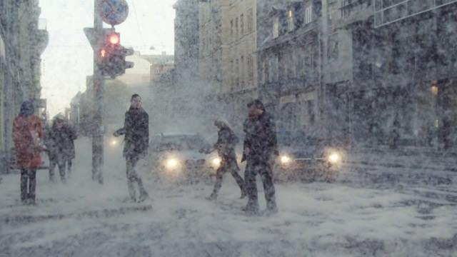 Riga invasa dalla guerrilla del collettivo Kut