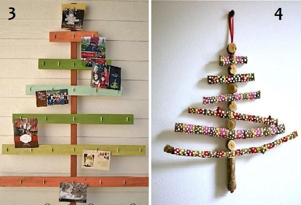 Natale fai da te come sistemare casa per le feste for Decorazione albero di natale fai da te