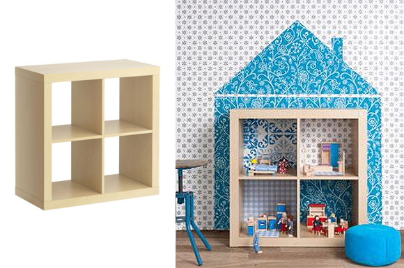 Cameretta per bimbi idee creative per arredarla con il - Ikea casa bambole ...