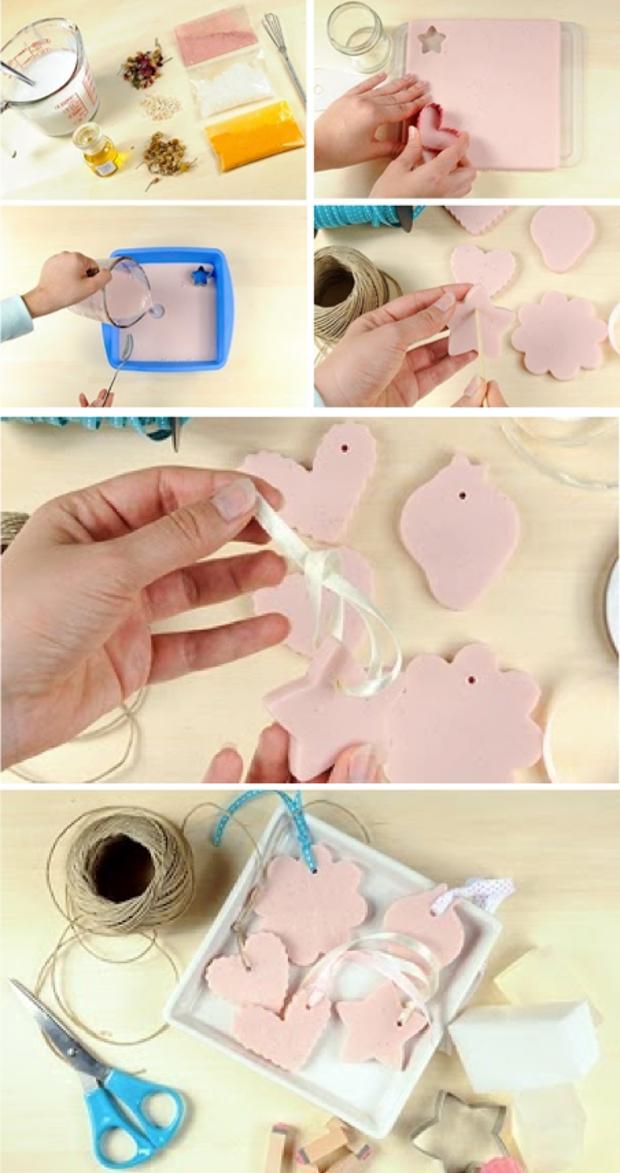Festa della mamma 13 idee facili per creare regali utili for Idee originali per la casa