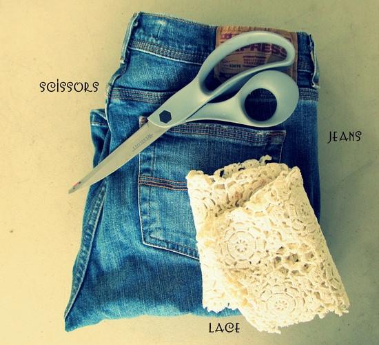 Ricicla la moda: tante soluzioni fai-da-te per riusare il denim e ...