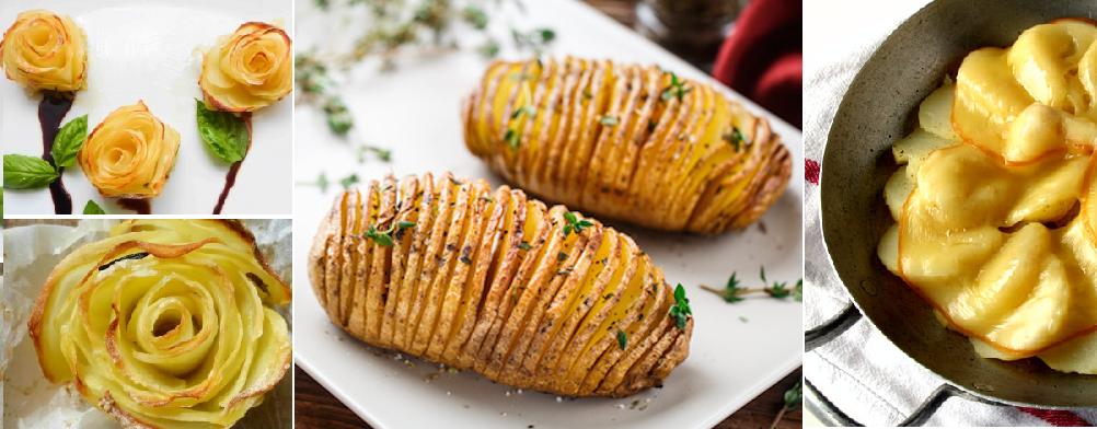 ricette patate veloci facili vegan vegetariane primo secondo snack contorno