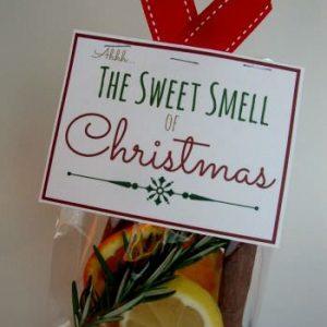 Come profumare casa di Natale in 30 secondi!