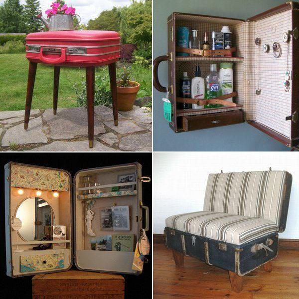 Bauli e vecchie valigie che passione bioradar - Muebles tante ...