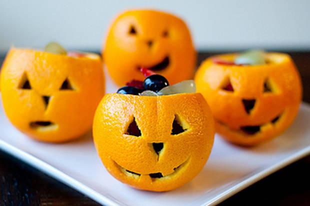 Decorazioni Tavola Halloween Fai Da Te : Speciale halloween un menù fai da te da brividi bioradar