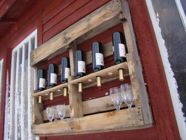 In vino creativitas bioradar for Portabottiglie vino fai da te