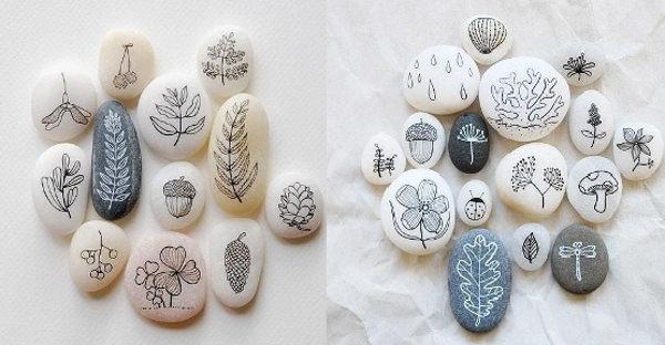 Idee Per Dipingere Sassi : Idee per lavoretti con i sassi per bambini pianetabambini
