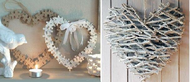 Natale fai da te in casa come a tavola ci vogliono - Decorazioni natalizie legno fai da te ...