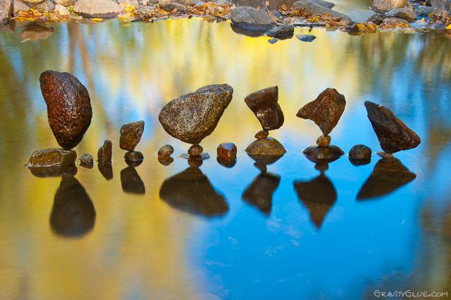 Arte effimera e land-art: nella vita ci vuole...equilibrio! - 6