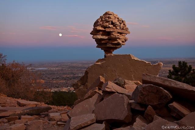 Arte effimera e land-art: nella vita ci vuole...equilibrio! - 4
