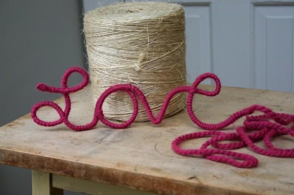 Molto San Valentino fai-da-te: dalla tavola al regalo, con amore e  FH84