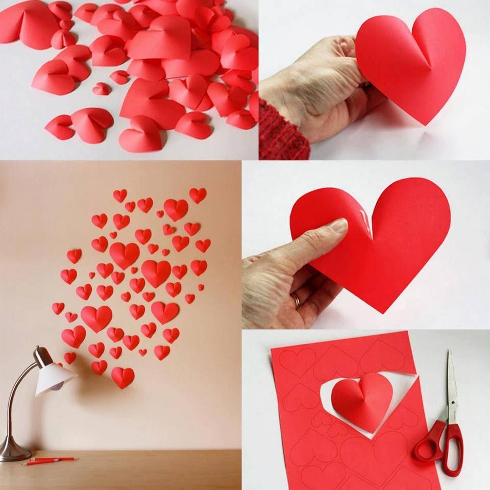 spesso San Valentino fai-da-te: dalla tavola al regalo, con amore e  KT68