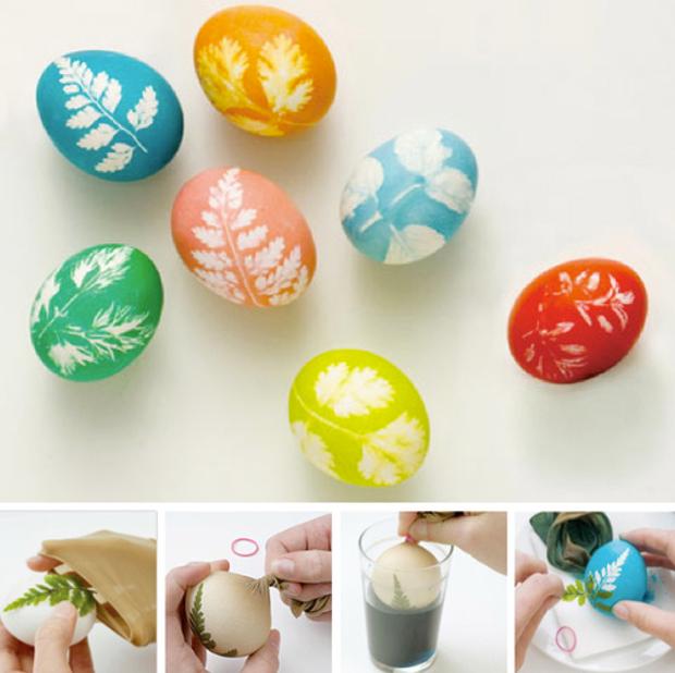 Pranzo di pasqua: come preparare una tavola creativa e colorata11