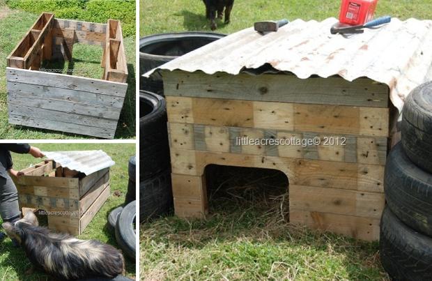Bien connu Cuccia fai-da-te: 7 idee per costruire una cuccia per cani e gatti  IV72