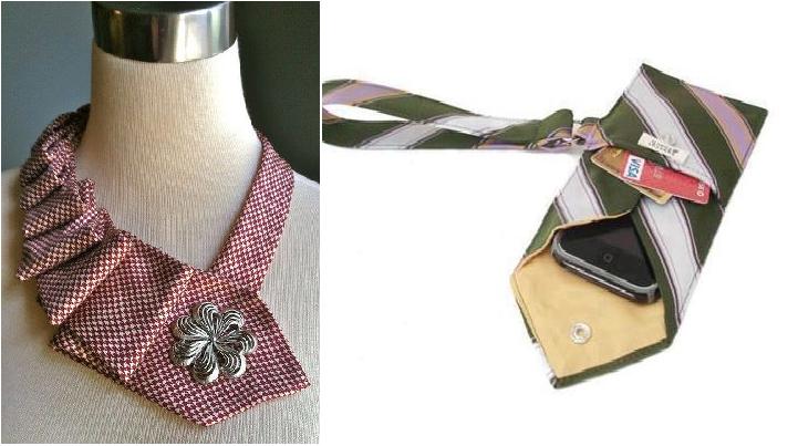 Ricicla la moda idee fashion per riutilizzare vecchi for Fai da te accessori casa