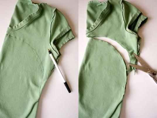 Ricicla la moda idee fashion per riutilizzare vecchi for Best way to print t shirts