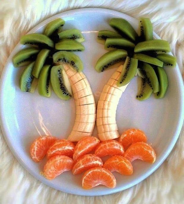 Vitamine e fantasia: tante idee per servire la frutta in modo creativo
