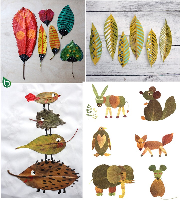 Autunno fai-da-te: idee per utilizzare foglie, rametti, ghiande e pigne