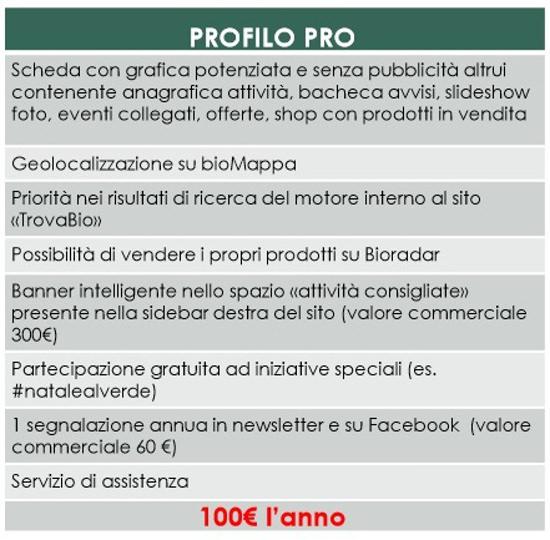tabella pro