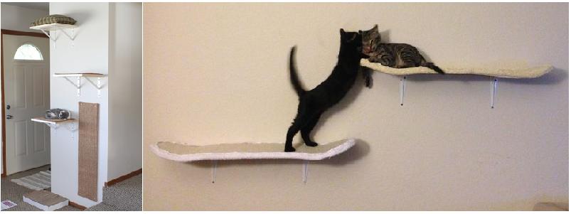 Giochi per gatti 10 idee per realizzarli con il fai da te - Piccoli oggetti fai da te ...