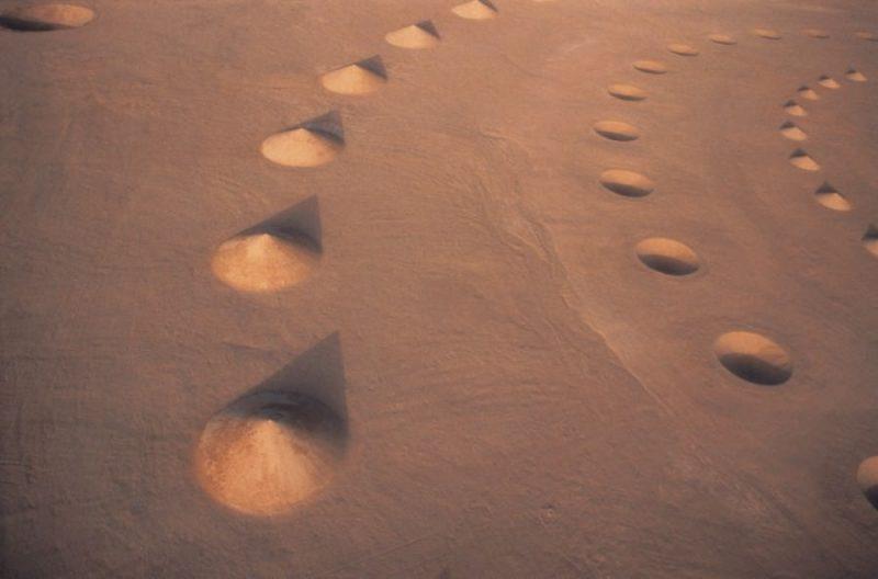Desert Breath, un monumento di sabbia nel mezzo del Sahara