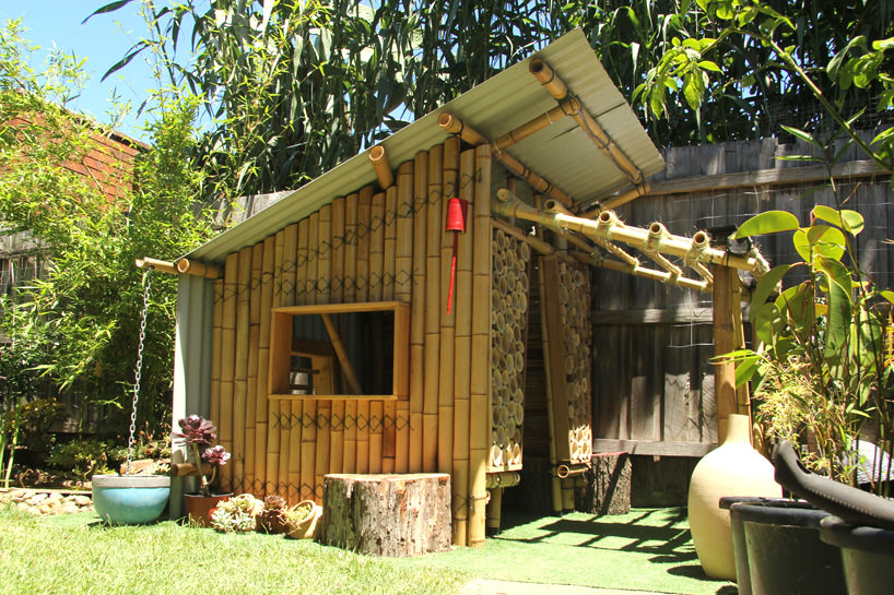 Cost Of Building A Bamboo House In India