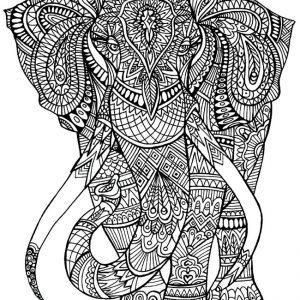Art therapy 30 disegni da stampare e colorare for Disegni di mandala semplici