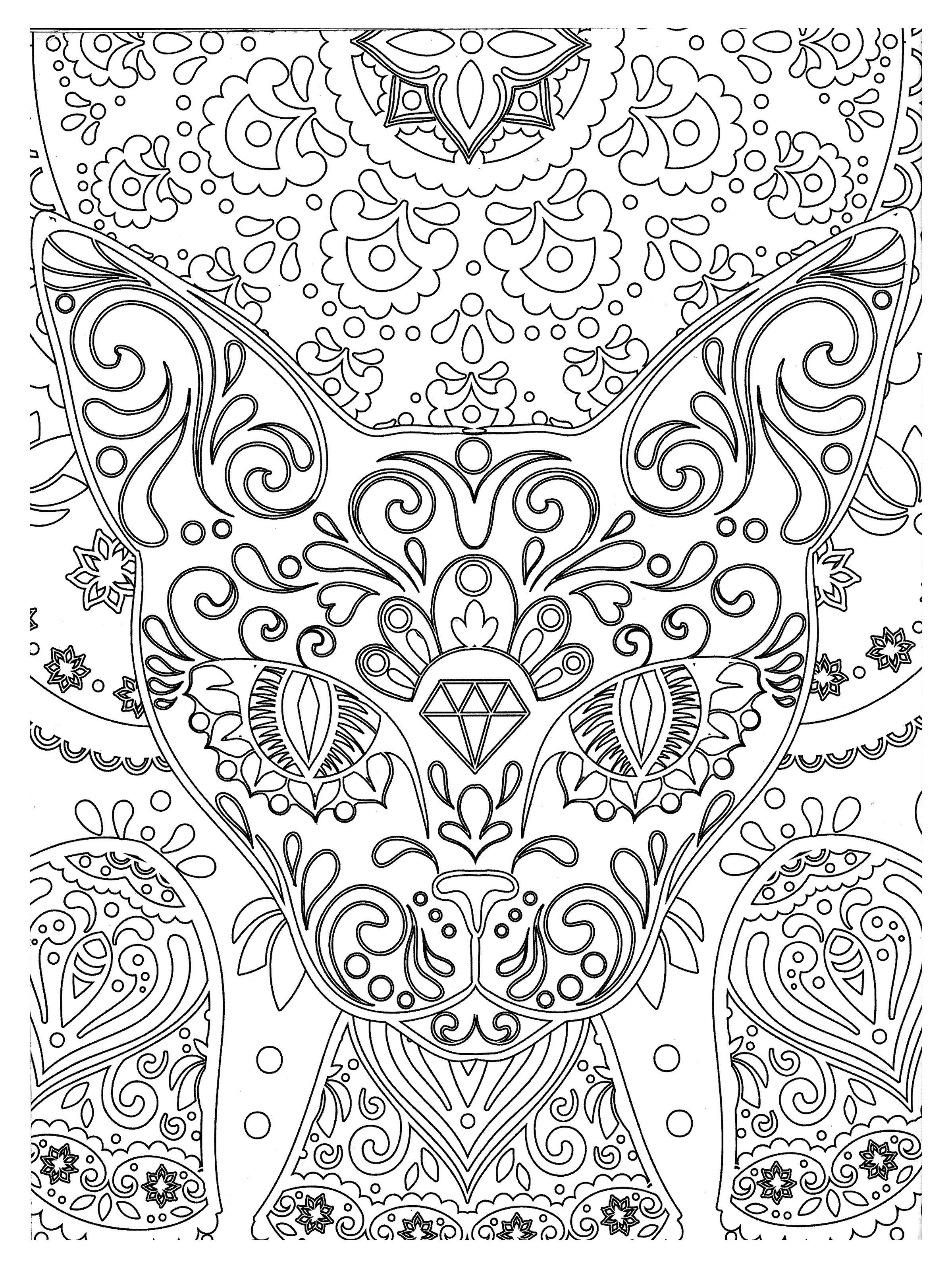 Art Therapy 30 Disegni Da Stampare E Colorare