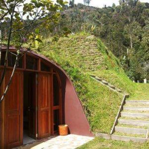 Green magic home una casa hobbit prefabbricata modulare ed economica bioradar - Casa modulare prefabbricata ...