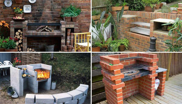 Cucinare all 39 aperto dal barbeque al forno ad energia for Tips for building a house on a budget